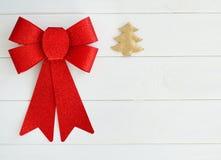 Bild des Weihnachtskonzeptes über weißem Hintergrund Jahr 2009 Stockfoto