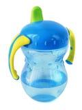 Bild einer generischen Babyflasche Stockbilder