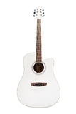 Bild einer Gitarre Stockfoto
