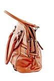 Bild einer weiblichen Handtasche eligantnoy Stockbild