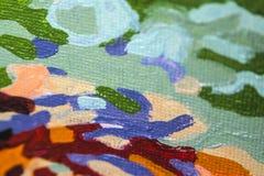 Bild eines Hintergrundes der abstrakten Kunst Lizenzfreies Stockbild