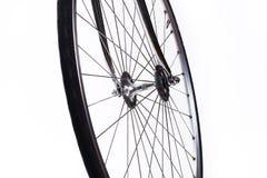 Bild eines modernen hellen Fahrrades lizenzfreies stockfoto