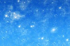 Bild eines schönen sternenklaren Himmels Stockfotografie