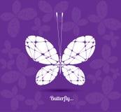 Bild eines Schmetterlinges Lizenzfreies Stockfoto