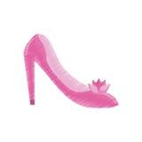 bild för fucsiapumpsymbol Royaltyfria Bilder