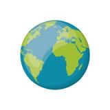 bild för jordplanetutrymme vektor illustrationer