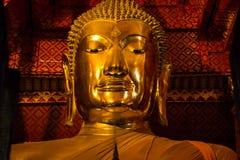 Bild för närbildframsidaBuddha Fotografering för Bildbyråer