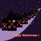 Bild für Halloween Stockfotos