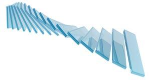 Bild festgelegt in der Anwendung 3D vektor abbildung