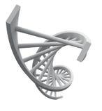 Bild festgelegt in der Anwendung 3D lizenzfreie abbildung