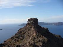 bild från Santorini Royaltyfri Fotografi