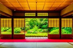 Bild Kyoto för japansk stil Arkivfoton