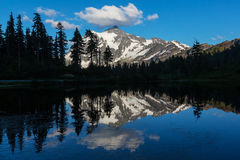 Bild Lake arkivbilder