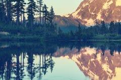 Bild Lake Royaltyfria Bilder