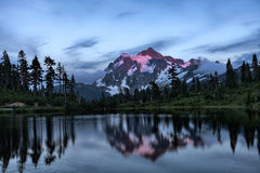 Bild Lake Arkivfoto