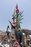 Bild som motsvarar till brasaSenecabussarna royaltyfri foto
