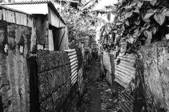 Bild som tas på en lilla kallade Bois Marchand royaltyfria foton