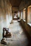 Bild von Angkor Wat Stockfoto