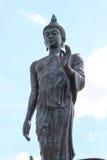 Bild von Buddha in Phuttamonthon Lizenzfreie Stockfotos