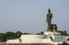 Bild von Buddha-Stellung Stockbilder