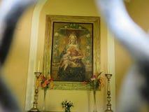 Bild von Madonna Stockbilder
