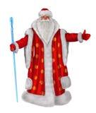 Bild von Santa Claus Lizenzfreies Stockbild