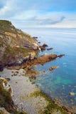 Bild von schöner Paradiesinsel Lizenzfreies Stockfoto