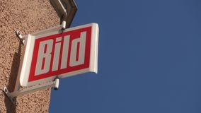 Bild stock video footage