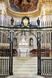 Kirche Sans Domenico im Bologna lizenzfreie stockfotografie