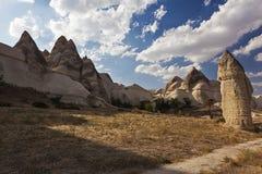 Bildande av stenpelare 05 Arkivbild