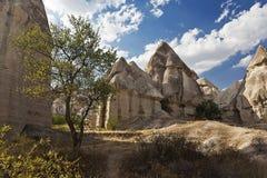 Bildande av stenpelare 09 Arkivfoton