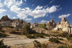 Bildande av stenpelare 10 Arkivbild