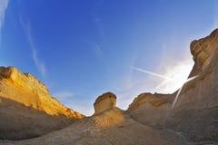 bildar pittoresk soft för kullar Fotografering för Bildbyråer