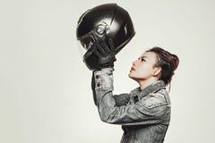 Bilden av asiatiska kvinnor Fotografering för Bildbyråer