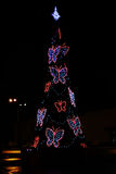 Bilden av julgranen Royaltyfri Fotografi