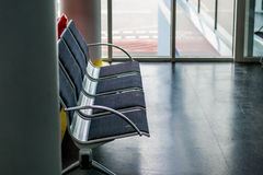 bilden för flygplatsen 3d framförde platser Arkivfoton