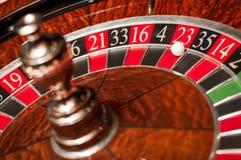 bilden för kasinot 3d framförde rouletten Arkivbild