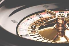 bilden för kasinot 3d framförde rouletten Royaltyfria Bilder