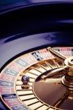 bilden för kasinot 3d framförde rouletten Royaltyfri Bild