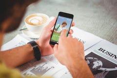 Bilden för komposit 3d av online-universitetet tillfogar Royaltyfria Foton