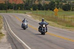 Bilder av sturgis samlar South Dakota Royaltyfri Bild