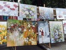 Bilder des abgehobenen Betrages im Straßenverkauf