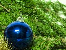 Bilder des neuen Jahres und des Weihnachten Lizenzfreies Stockfoto