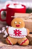 bilder för julkakafind ser mer min portfölj samma serie till Julkakor med den festliga garneringen Arkivbilder