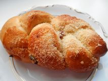 bilder för mat för bullar för bakgrundsbrödbulle min annan ser white Fotografering för Bildbyråer