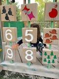 Bilder på trä Royaltyfria Bilder