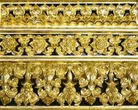 Bilder snider konstnärligt från thailändsk målning & litteratur Royaltyfri Fotografi