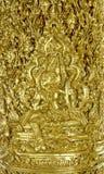 Bilder snider konstnärligt från thailändsk målning & litteratur, guden Werup Royaltyfria Bilder