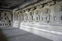 Bilder von Buddha Stockfoto