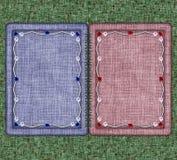 Bilderrahmen mit zwei Farben vektor abbildung